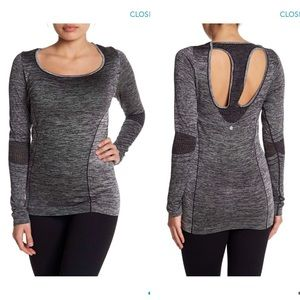 Breakthrough Seamless Top from Z by Zella NWT